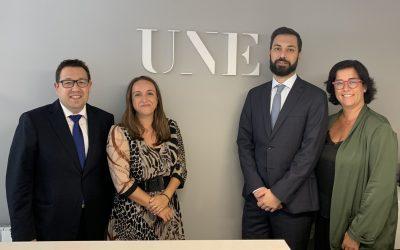 UNE ABOGADOS AMPLIA SUS SERVICIOS CON EL NUEVO DEPARTAMENTO DE LABORAL